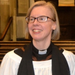 Rev Frances Arnold appointed Priest-in-Charge